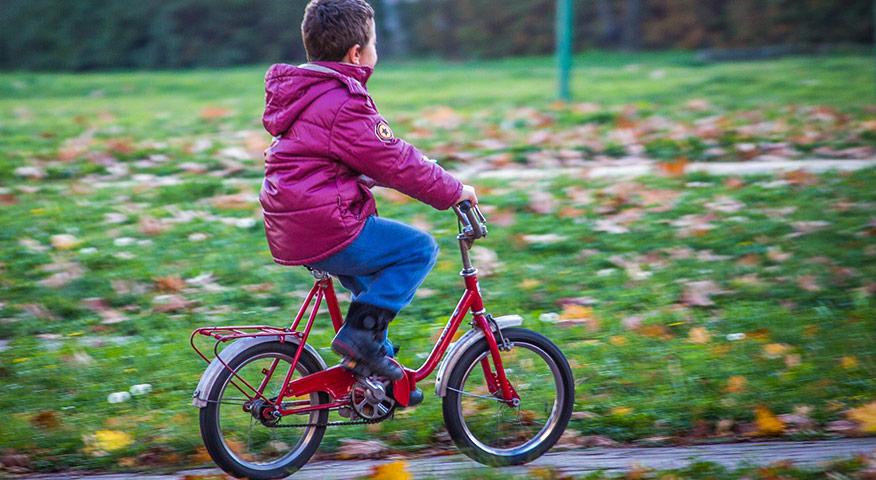 Köp rätt cykel till barnet